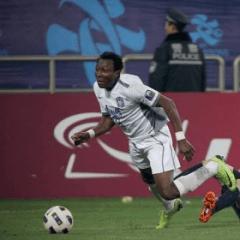 37-Year-Old Nigerian Striker Scores Against Former Club Partizan Belgrade; Umar Sadiq On Target Too