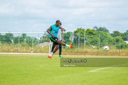 Super Eagles Star Keeping Himself In Shape Ahead Of Return To Changchun Yatai This Week