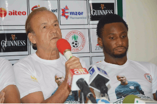 Rohr Wants Enyeama To Break Richard Kingson's African Record At World Cup