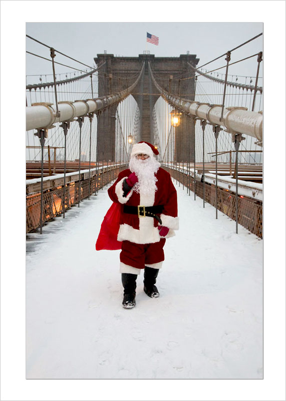 Christmas In Brooklyn New York City Moments