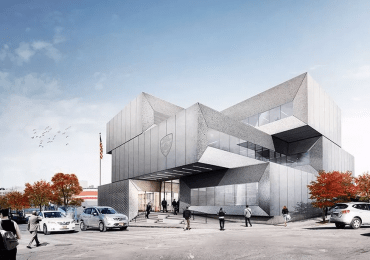 Construction begins on Bjarke Ingels-designed Bronx police station