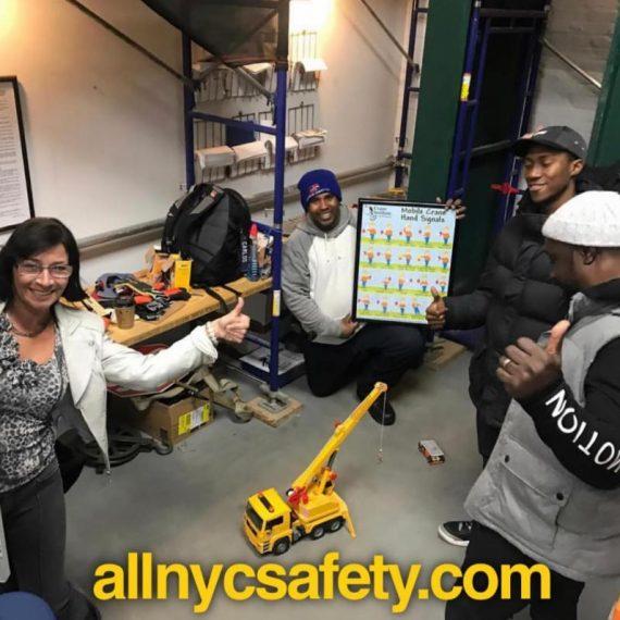Start 2019 with OSHA! 01/09/2019