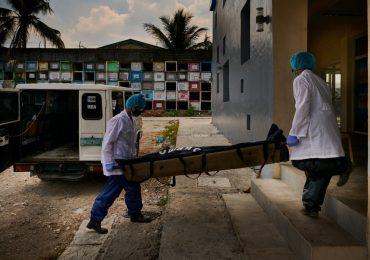 Worldwide Confirmed Coronavirus Cases Top 2 Million