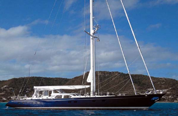 All Ocean Sailing Yachts For Sale 106 Sailing Yacht