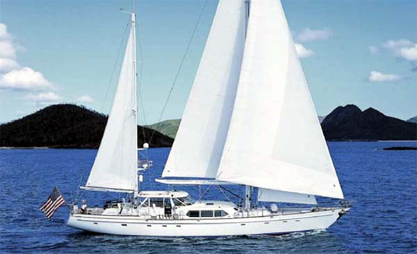All Ocean Sailing Yachts For Sale 88 Sparkman And