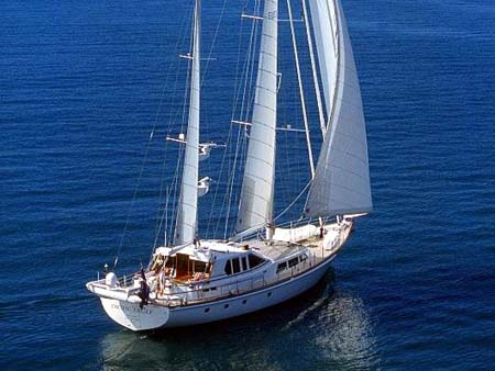 Don Brooke 102 Pacific Eagle Sailing Yacht For Sale All