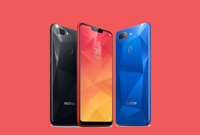 """Realme 2 """"A Notch Above"""" 