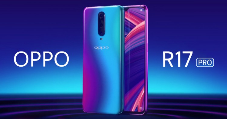 OPPO launching the R17 Pro Smartphone on Dec 4 in India, triple camera, Specifications