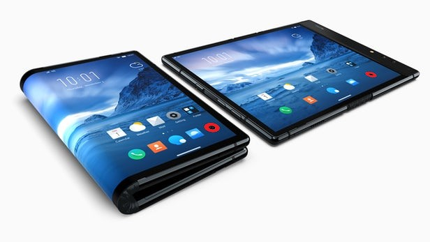 Royole 7.8″ FlexPai could become the World's first Foldable Phone if Samsung & Huawei delays