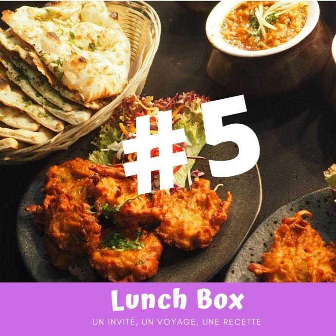 lunch box l'émission de Flo