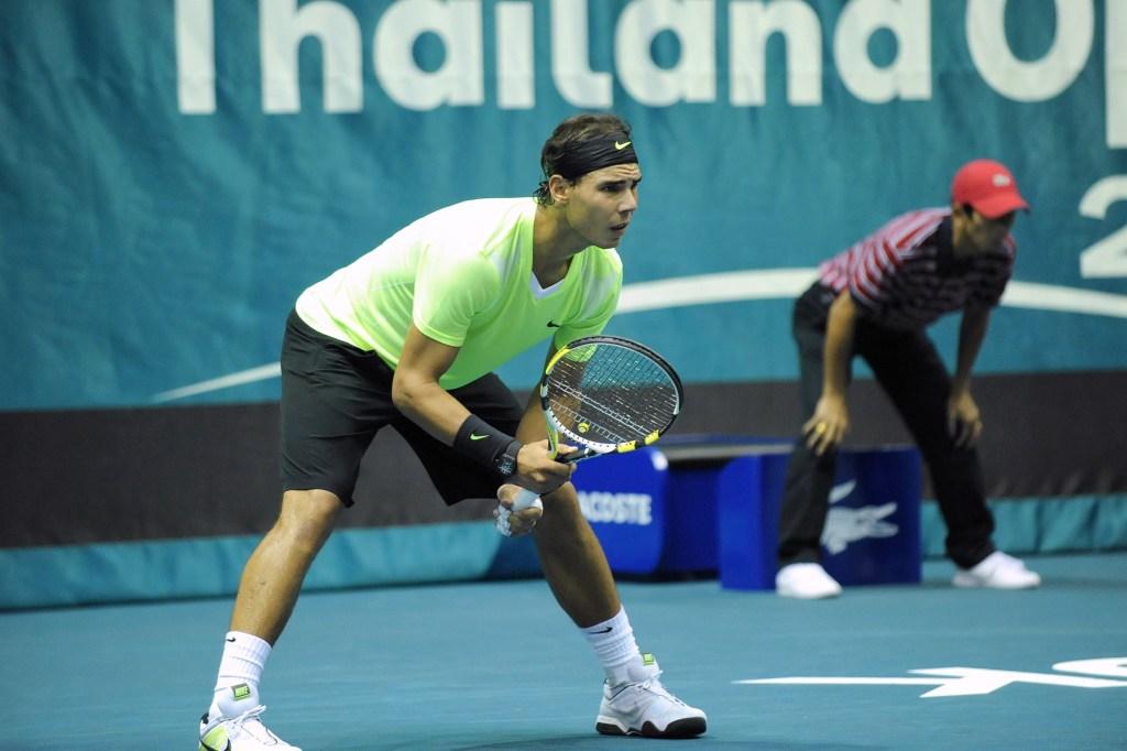 Rafael Nadal Superhuman