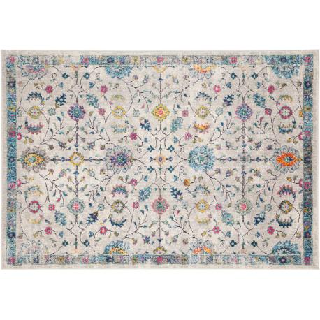 tapis colore pour salon ethnique rectangle berbere athlone