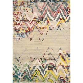 tapis viscose tapis synthetique en