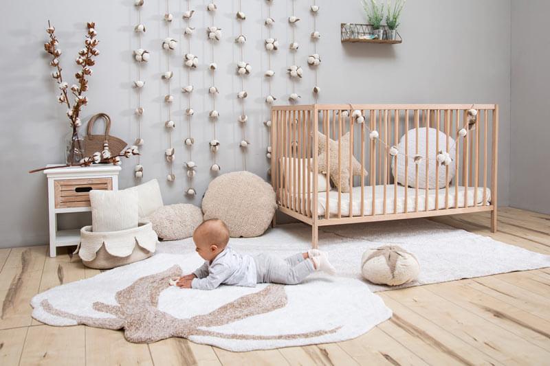 tapis lavable en machine bébé
