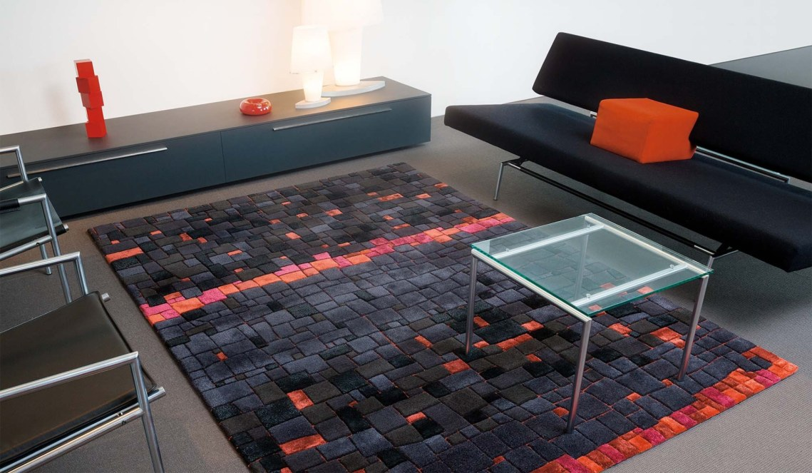 tapis-en-laine-de-nouvelle-zelande-anthracite-mosaic-arte-espina