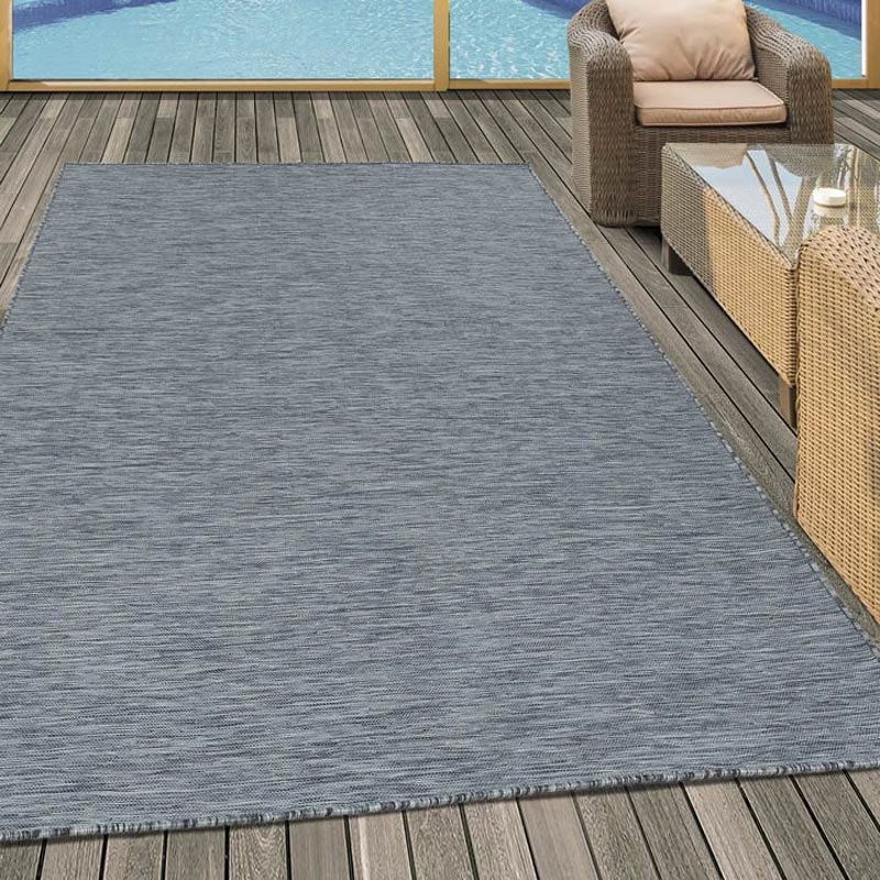 tapis d'extérieur plat