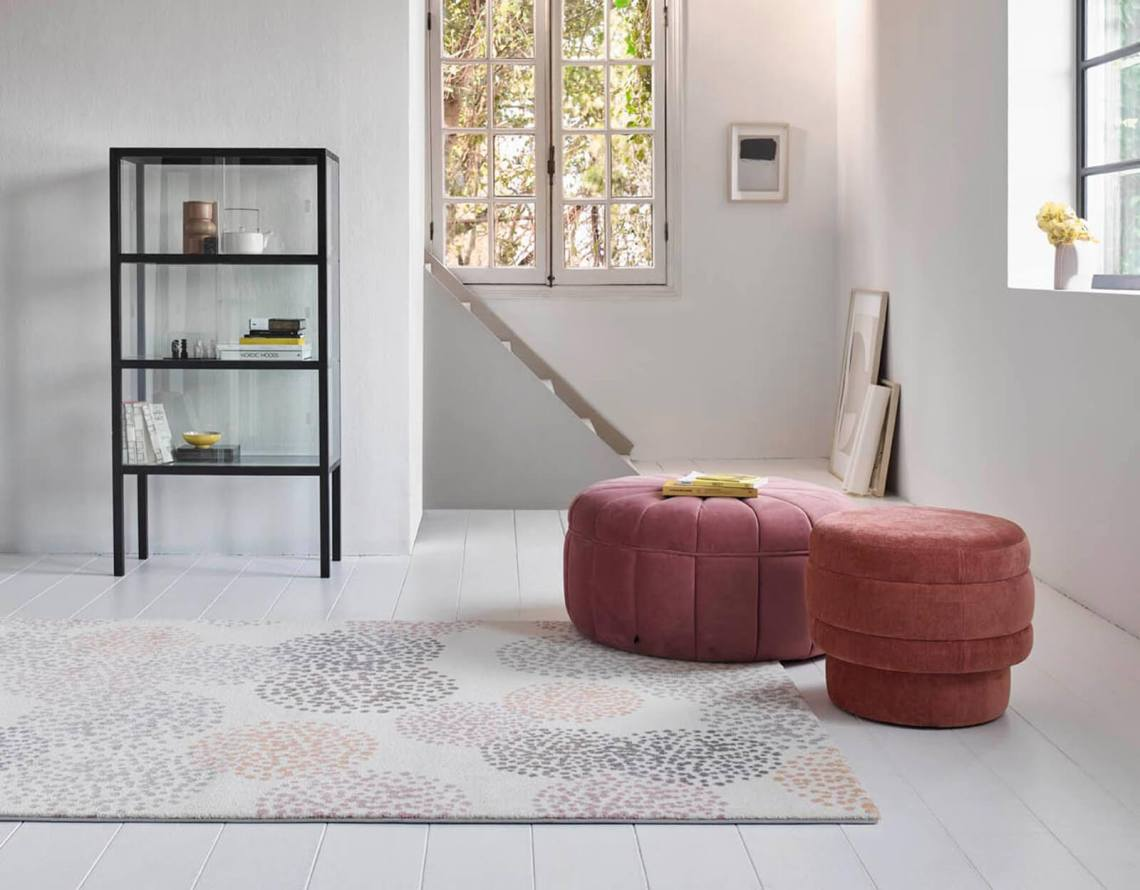 tapis beige design