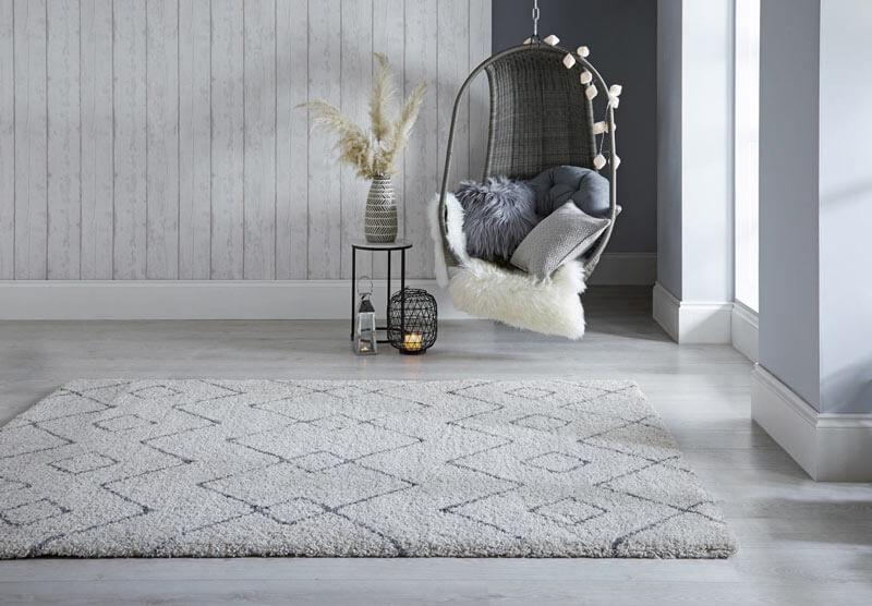 tapis berbère pour salon