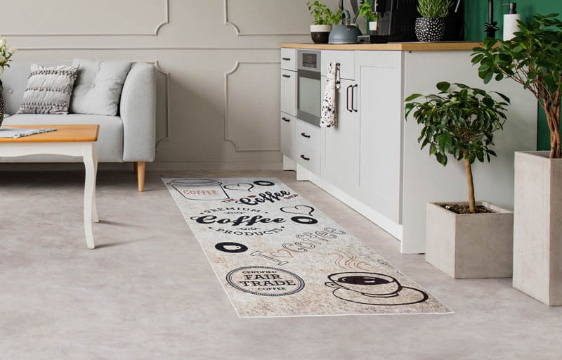 tapis de cuisine