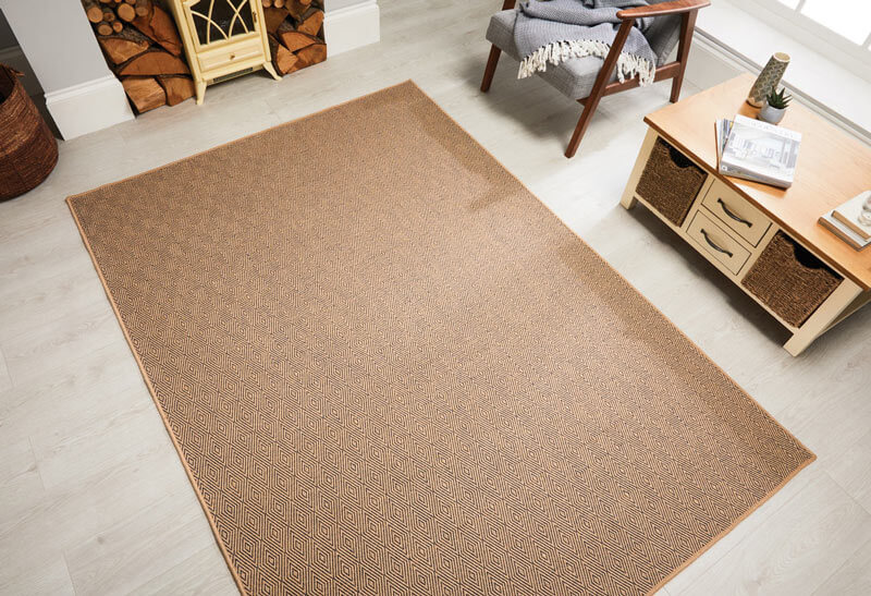 tapis naturel en jute