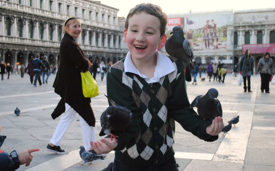 5 Things to Do in Venice with Kids