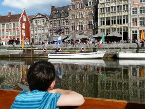 A dreamy 24 hours in Ghent with the kids
