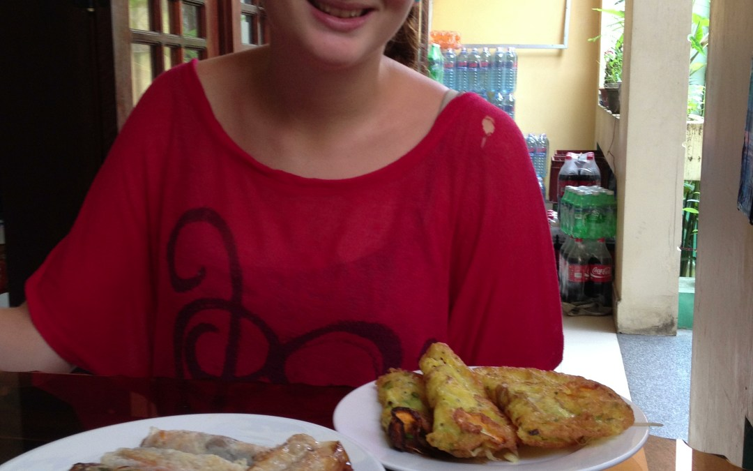 Learning to Fry: A vegetarian cooking class in Hoi An