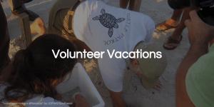 Family Volunteer Vacations