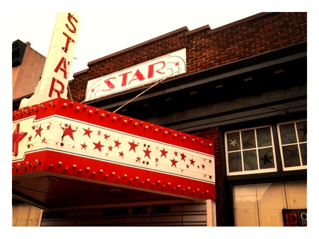 The Star Theater in Berkeley Springs, WV