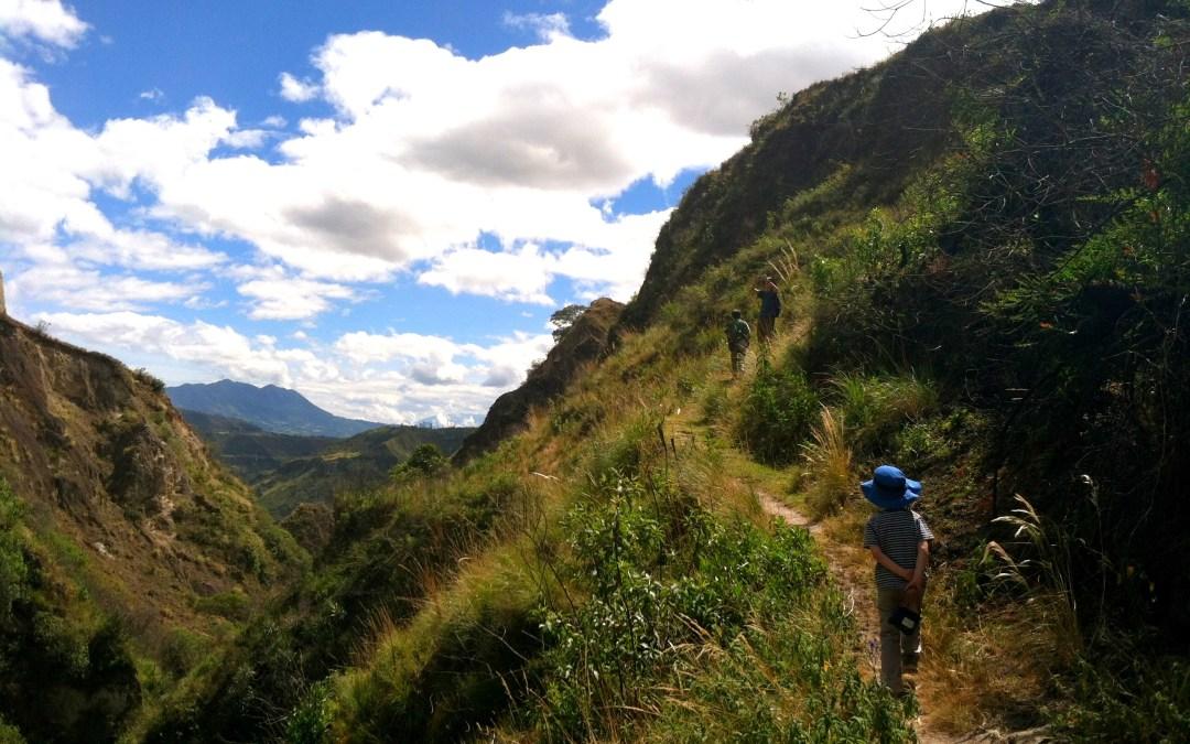 Landscapes of Ecuador
