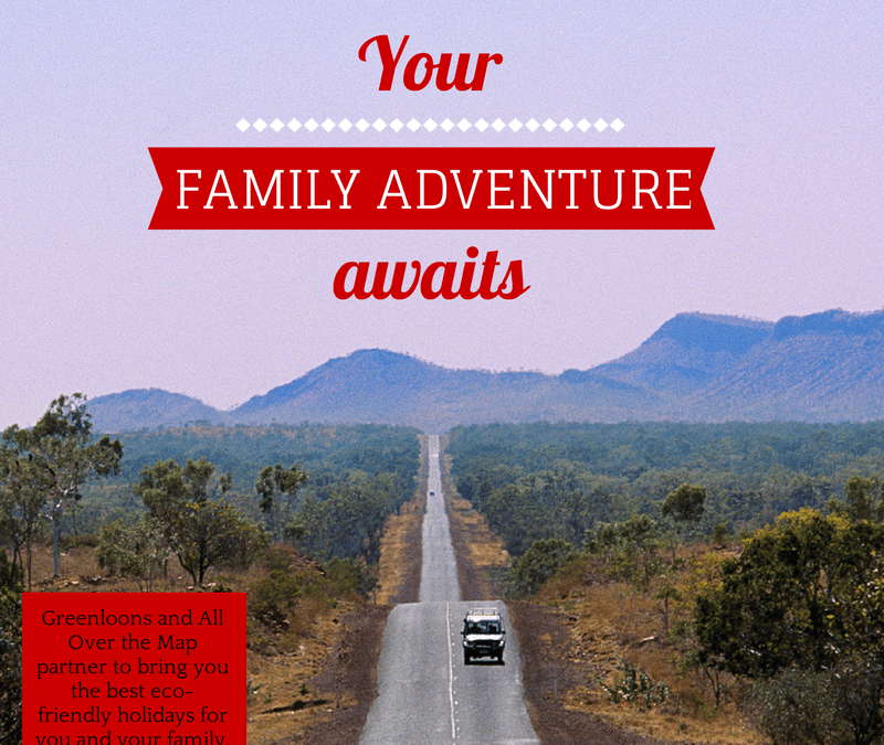 Looking for an eco-friendly vacation for your family?