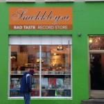 Smekkleysa - or Bad Taste - Record Shop in Rekyjavik