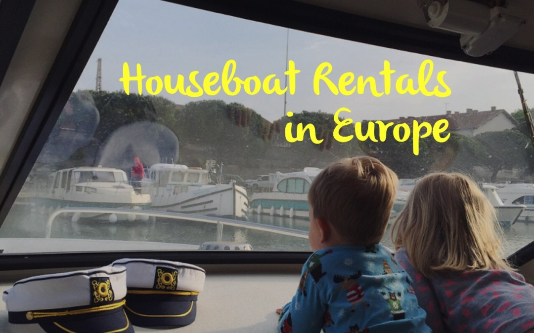 Le Boat Houseboat Rentals in Europe