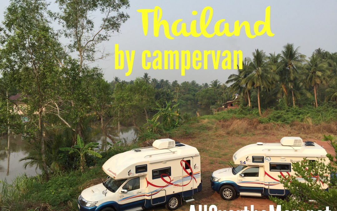 Thailand by Campervan: A new way to experience Thai culture