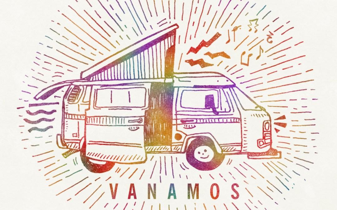 Vanamos – a campervan gap year adventure