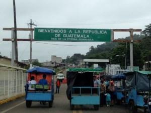 Welcome to Guatemala