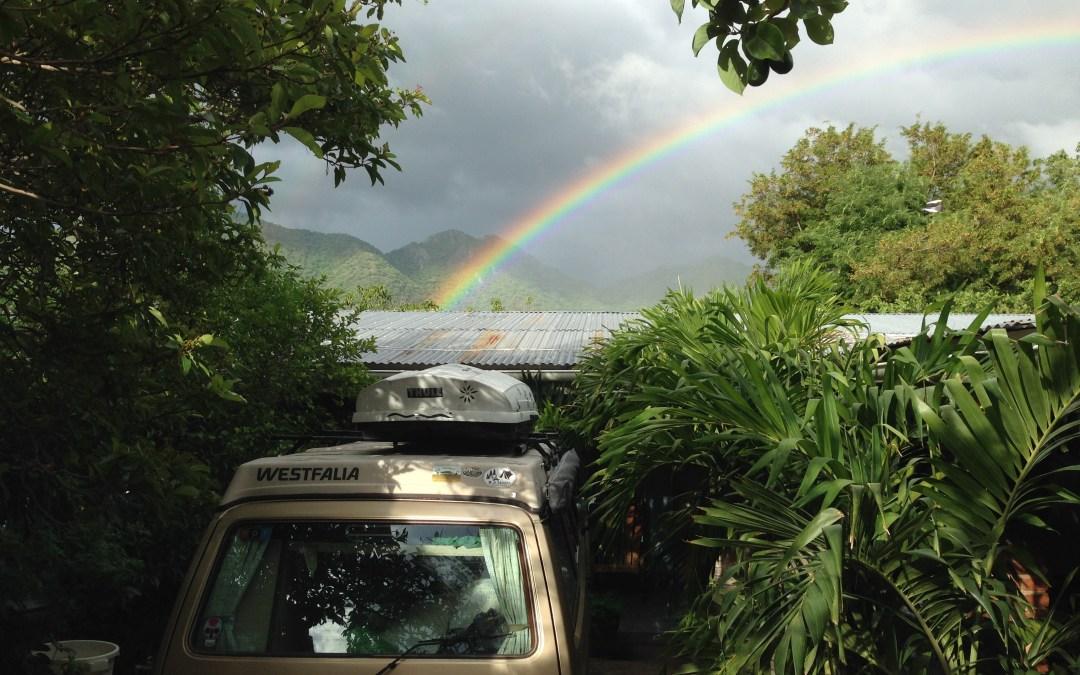 The Road Less Traveled – Leaving Nicaragua