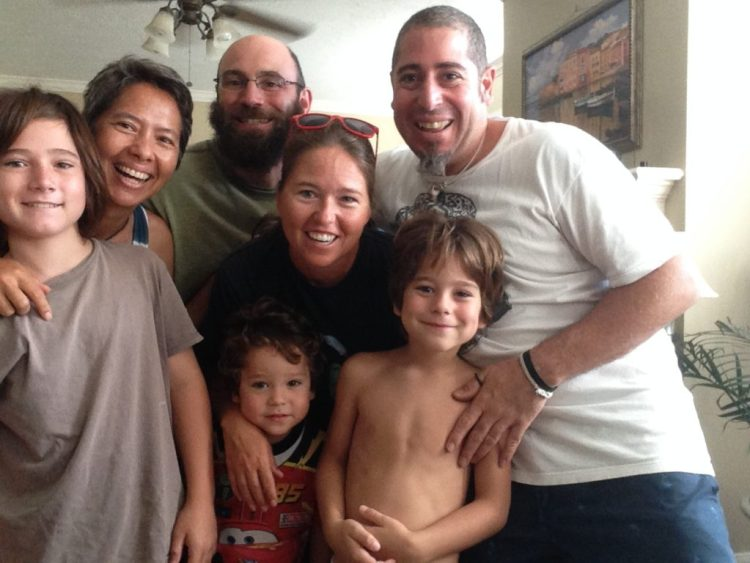 Houston family