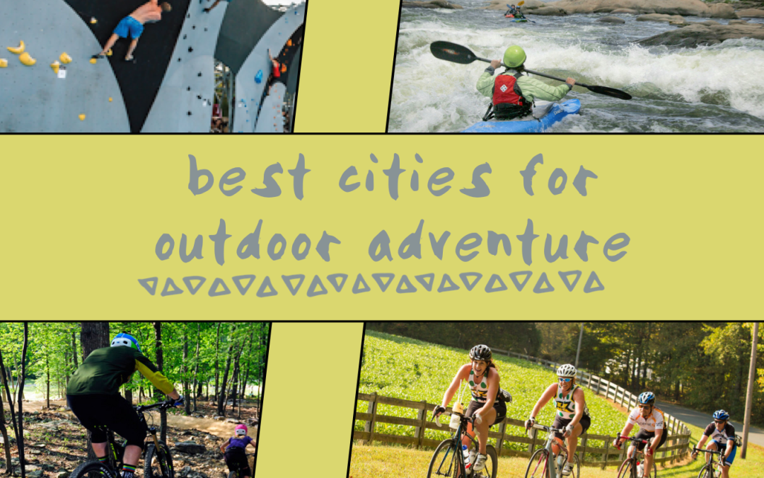 Mid-Atlantic Cities with the Best Outdoor Adventure