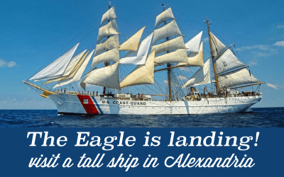 Visit a Tall Ship in Alexandria Next Week