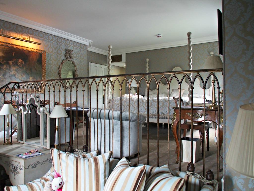 Ashford Castle Junior Suite by Jody Halsted - Castle Hotels in Ireland