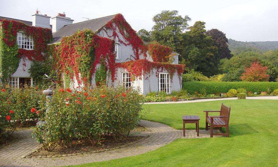 Gregans Castle - Castle Hotels in Ireland