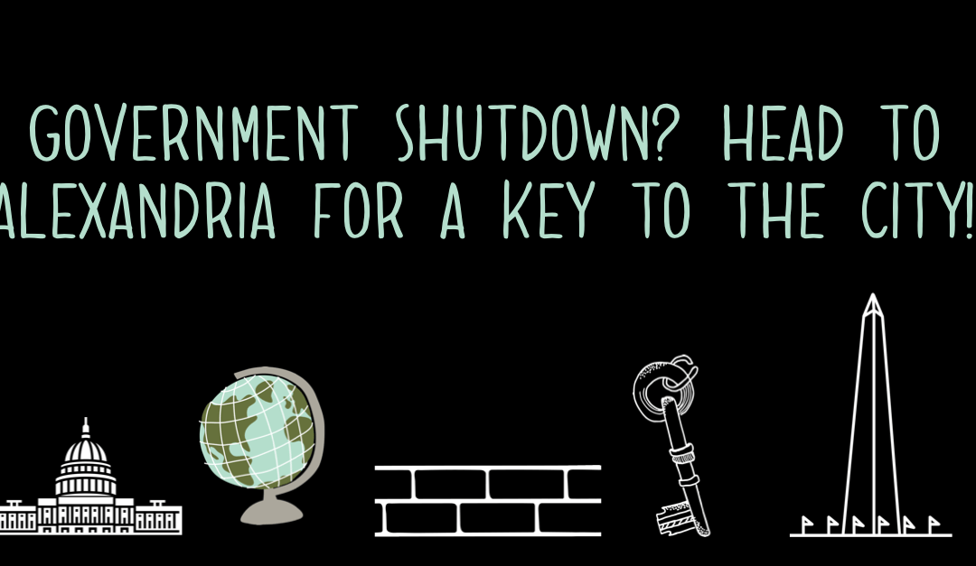 What's Open During the Government Shutdown? Head Over to Alexandria!