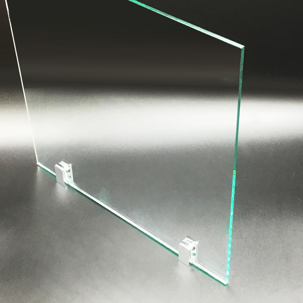 verre clair transparent 4 mm