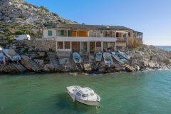 Balade à Callelongue port et calanques photos en hiver à Marseille
