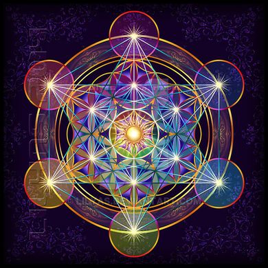 "Metatron's - The ""Matrix Overlay"" By Devin Madgy"