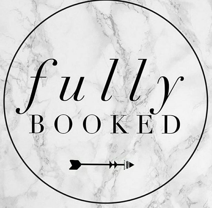 Fully Booked until November