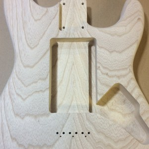 In-Stock Guitar Bodies