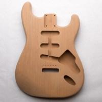 S-Style Custom Guitar Body