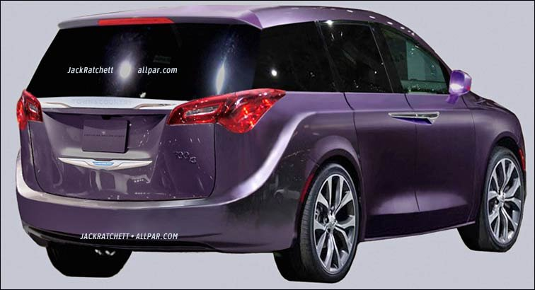 News: Minivan making mystery